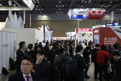 SECON 2019, which will show the biggest size ever, will have 500+ exhibitors from 15+ countries and 46,000+ buyers from all over the world.