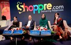 ShoppRe provides shoppers across the globe a virtual shipping address along with a personal locker in the city of Bengaluru. They recently held their Ad Launch in Dubai, UAE (PRNewsfoto/ShoppRe.com)