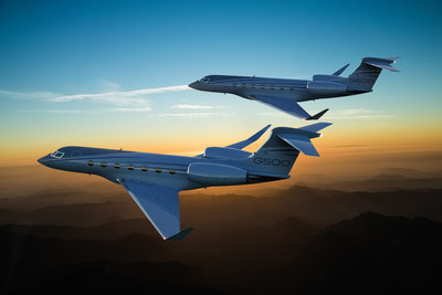 Gulfstream Aerospace Corp. today announced the all-new, clean-sheet Gulfstream G500 and Gulfstream G600 will make their first appearance at the Middle East and North Africa Business Aviation Association (MEBAA) airshow Dec. 10-12 in Dubai.