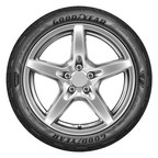 Goodyear's Ultimate All-rounder: New Eagle F1 Asymmetric 5 Combines Luxurious Comfort With Superior Wet Braking and Dry Handling Performance