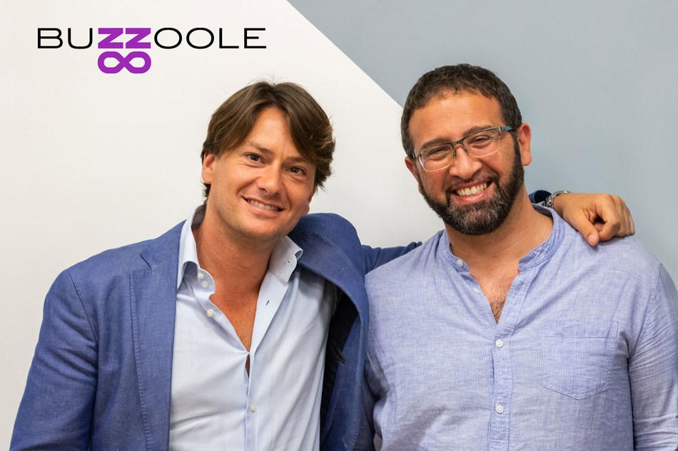 Buzzoole Co-Founders Fabrizio Perrone & Gennaro Varriale