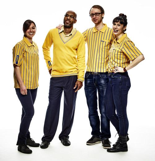 Le Groupe Ingka dit « Tack! » en versant 96 millions d'euros dans le régime de retraite de ses employés et employées (Groupe CNW/IKEA Canada)