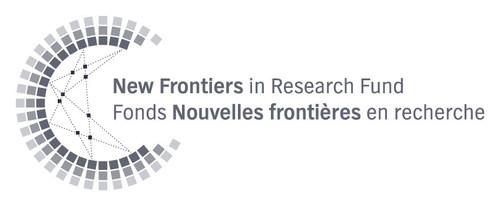 Logo : Fonds Nouvelles Frontieres en Recherche (Groupe CNW/Conseil de recherches en sciences humaines du Canada)