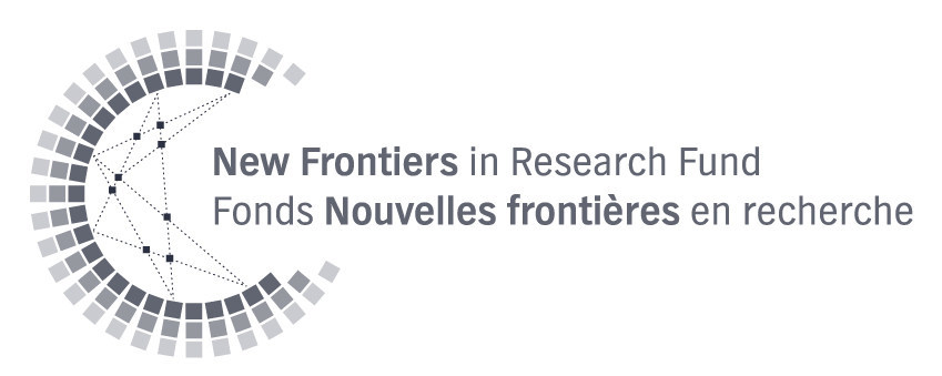 Logo: New Frontier in Research Fund (CNW Group/Social Sciences and Humanities Research Council of Canada)