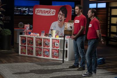 Image of Prank-O co-founders courtesy of ABC.
