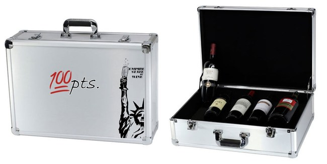 Empire State of Wine's Curated Briefcase