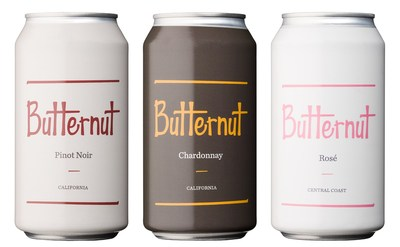 Butternut was one of the first large brands to offer their wines in 375ml cans.