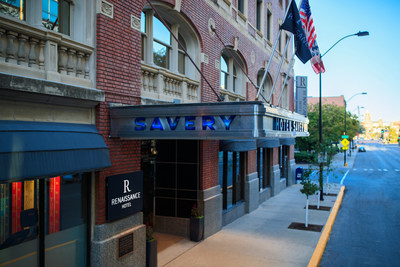 Renaissance Hotels Reimagines Historic Des Moines Hotel With A Modern Nod To Its Storied Past