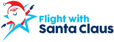 Air Transat's Flight with Santa Claus (CNW Group/Transat A.T. Inc.)