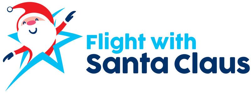 Air Transat's Flight with Santa Claus (CNW Group/Transat A.T. Inc.)