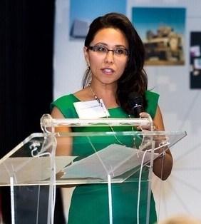 Anna-Karina Tabuñar Director Corporate Affairs Sodexo Canada (CNW Group/Sodexo Canada)