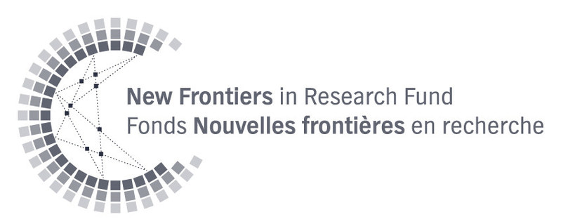 Logo: New Frontiers in Research Fund (CNW Group/Social Sciences and Humanities Research Council of Canada)