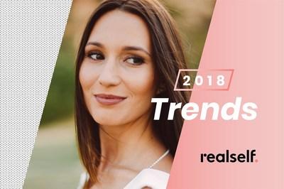 RealSelf Releases 2018 Aesthetics Trend Report and 2019 Aesthetics Watch List