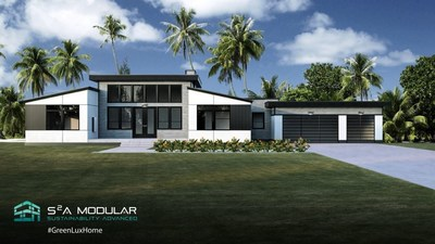 "S2A Modular is shattering conventional thought on what a custom home can be: high-end design and materials; faster construction speed; self-sustaining power that brings ""surplus energy income."