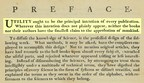 The preface to the first edition of the Encyclopaedia Britannica