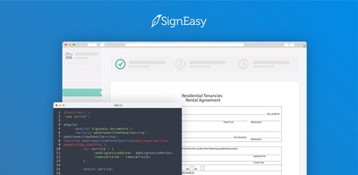 Integrate the SignEasy API directly into your app or website for a seamless eSigning experience.
