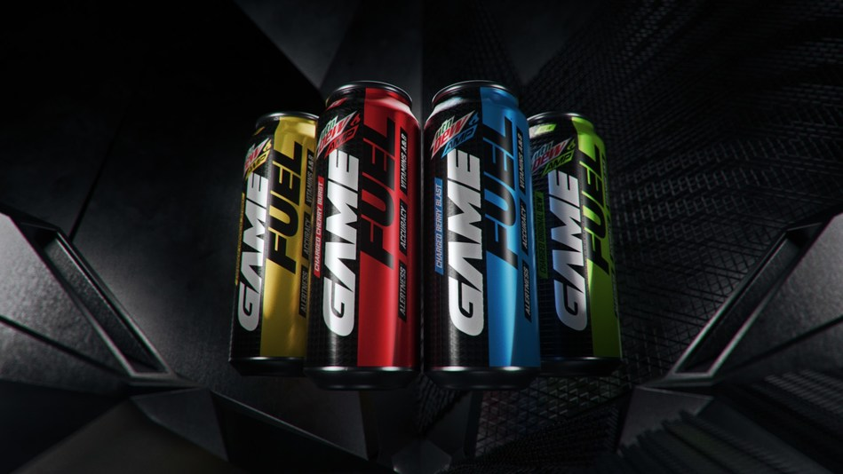 MTN DEW® AMP® GAME FUEL® Unlocks a New Level of Gaming with First Drink Made by Gamers, for Gamers