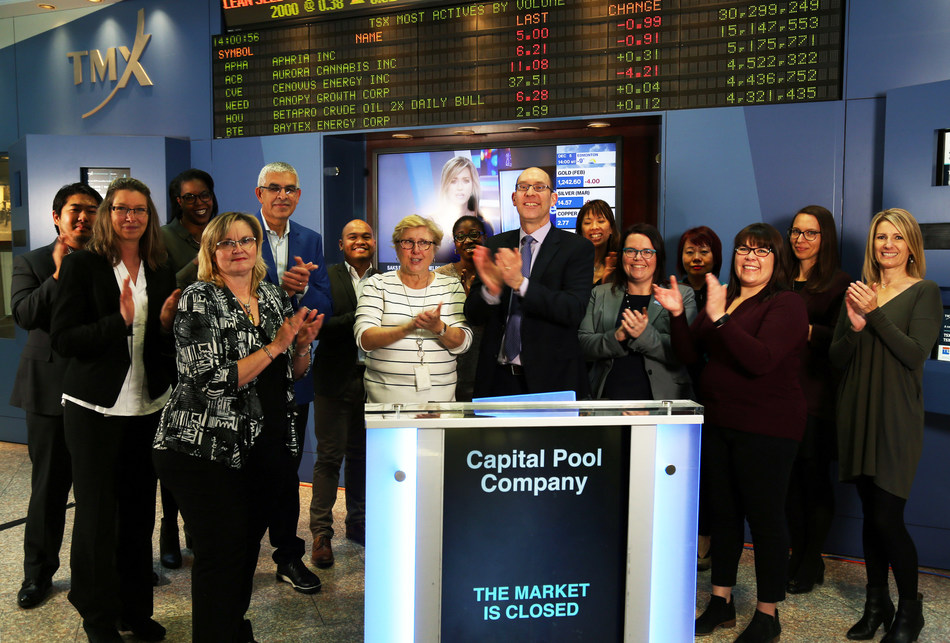 CPC Founders Close the Market in Calgary (CNW Group/TMX Group Limited)