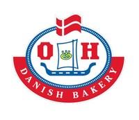 O&H Danish Bakery Logo