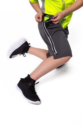 Reboundwear announces the launch of their children's line available exclusively through Zappos Adaptive.