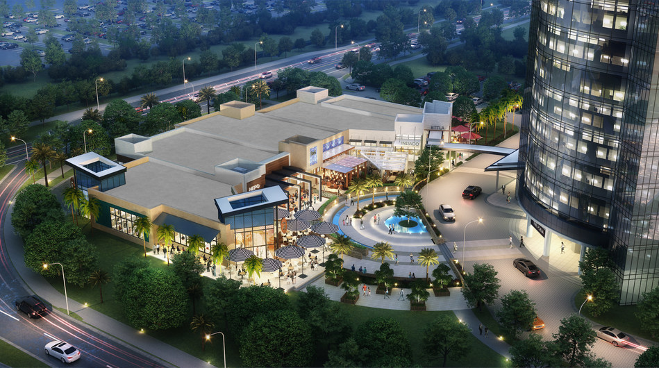 Restaurant Row would be the only exclusive restaurant complex event built in Boca Raton