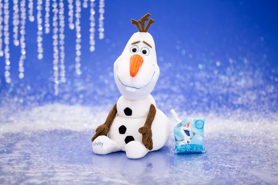 Scentsy's Olaf and Warm Hugs Scent Pak