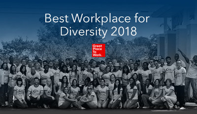 Bankers Healthcare Group was ranked #61 on the Best Workplaces for Diversity list from Great Place to Work and FORTUNE magazine.