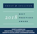 Verve Industrial Protection (PRNewsfoto/Frost & Sullivan)