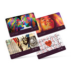 The Art Of Holiday Giving: Take Home A Piece Of iPic® & Give The Gift Of Original Artworks