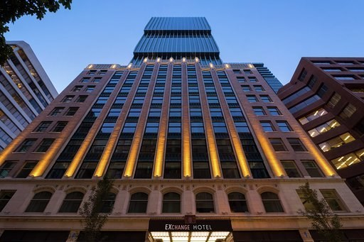 The Exchange Hotel Vancouver is the most talked about hotel opening in this bustling city.