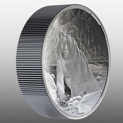 The Royal Canadian Mint launches new double-concave silver coin among its final products of 2018