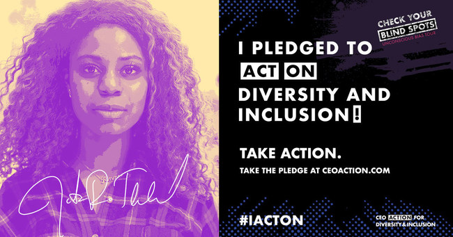 """Today CEO Action for Diversity & Inclusion™, the largest CEO-driven business coalition to advance diversity and inclusion within the workplace, takes another bold action by convening more than 150 organizations for the largest """"Day of Understanding"""" to address bias in the workplace."""