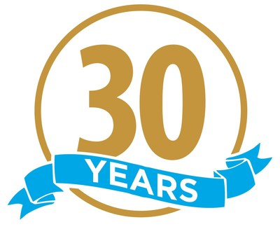 Fertilizer Latino Americano 30th Anniversary logo