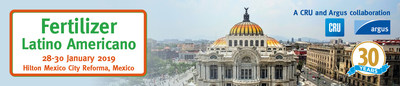 Fertilizer Latino Americano 2019 Conference, Mexico City