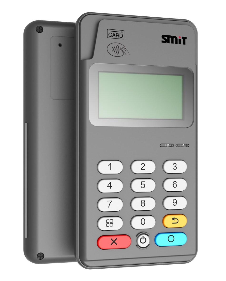 SMiT's mobile payment terminal mPOS-SM32