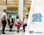 EllisDon 2019 Greater Toronto's Top Employers (CNW Group/EllisDon Corporation)