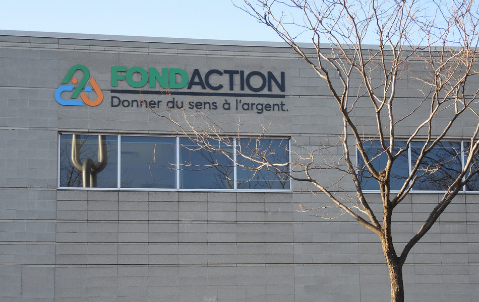 Since the 2015 Paris Agreement Fondaction Has Reduced the Carbon Footprint of Its Equity Market Investments by 51% (CNW Group/Fondaction)