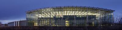Le Centre de préservation, Gatineau, Québec (Groupe CNW/Bibliothèque et  Archives Canada)