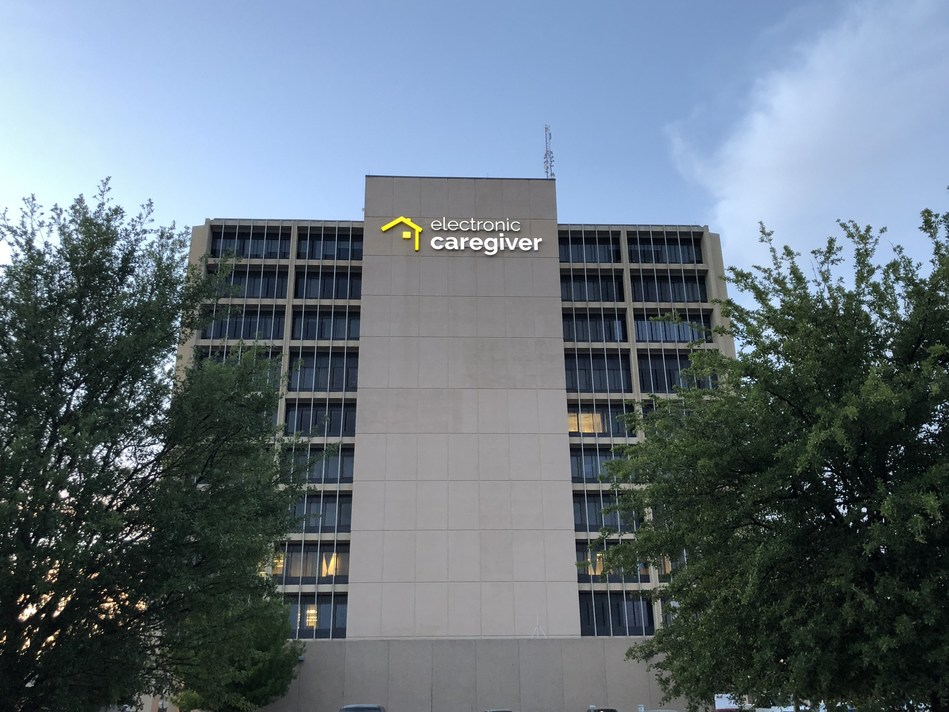 SameDay Security, Inc., is headquartered in the Electronic Caregiver tower located in downtown Las Cruces, New Mexico.