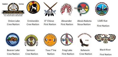 List of First Nations in opposition to Indigenous Rights and Recognition Framework (CNW Group/Ermineskin Cree Nation)
