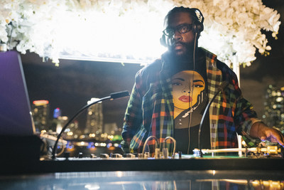 Four Seasons Pop Down Miami featured a special DJ set by Questlove.