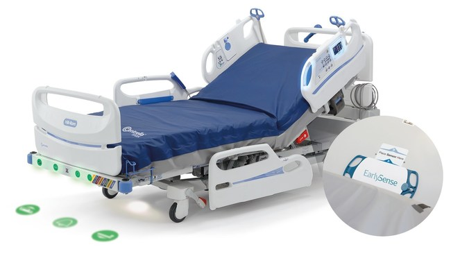 Hill-Rom Centrella Smart+ Bed with EarlySense