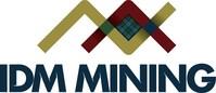 IDM finishes drilling (CNW Group/IDM Mining Ltd.)