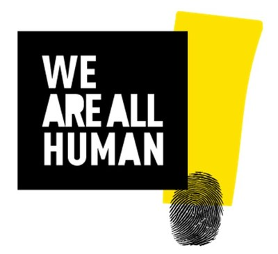 We Are All Human Logo