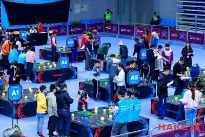 La finale mondiale MakeX 2018