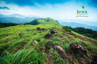 Pythal Mala - An enchanting hill station in Kerala (PRNewsfoto/Invis Multimedia Pvt Ltd)