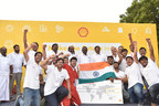 Winner Battery Electric Prototype- Team AVERERA (PRNewsfoto/Shell India)