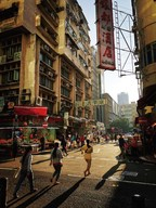 Photos of Hong Kong captured on the world's first 48 Mega Pixel Rear Camera of the HONOR View20, by Cheng Yanan