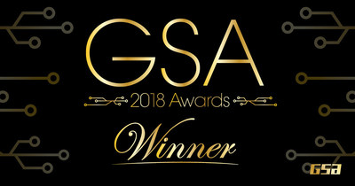 Silicon Labs wins GSA's Most Respected Public Semiconductor Company award for 2018.