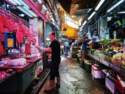 Fotos de Hong Kong feitas por Cheng Yanan e captadas pelo HONOR View20 com a primeira câmera traseira com 48 megapixels do mundo